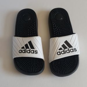 Women's Adidas Voloossage Comfort Slide Sandals
